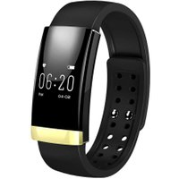 Fashion Sports Smart Band MS01 Business Style Bluetooth Heart Rate Monitor Fitness Tracker Smartband for Android IOS